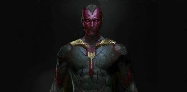 """Revelado o visual do Visão em """"Era de Ultron"""""""