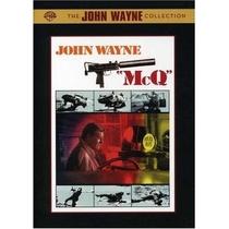 McQ - Um detetive acima da lei - Poster / Capa / Cartaz - Oficial 2