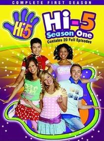 Hi-5: Todos os Bichos  - Poster / Capa / Cartaz - Oficial 1