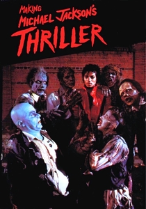 The Making Of Thriller - Poster / Capa / Cartaz - Oficial 1
