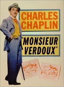 Monsieur Verdoux - Poster / Capa / Cartaz - Oficial 3