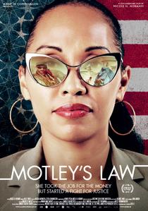 Motley's Law - Poster / Capa / Cartaz - Oficial 1