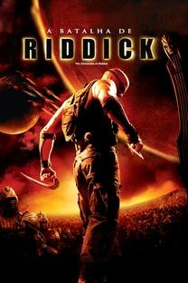 A Batalha de Riddick - Poster / Capa / Cartaz - Oficial 1
