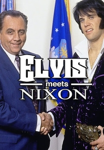 O Encontro de Elvis com Nixon - Poster / Capa / Cartaz - Oficial 1