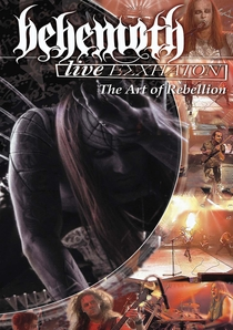 BEHEMOTH - Live ΕΣΧΑΤΟΝ - The Art of Rebellion - Poster / Capa / Cartaz - Oficial 1