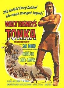 Tonka, o Bravo Comanche - Poster / Capa / Cartaz - Oficial 2