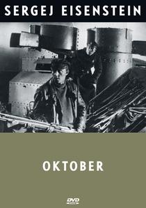 Outubro - Poster / Capa / Cartaz - Oficial 5