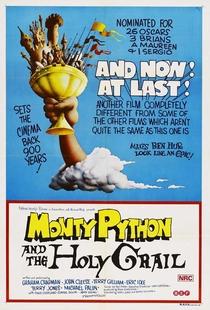 Monty Python em Busca do Cálice Sagrado - Poster / Capa / Cartaz - Oficial 1