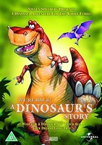Os Dinossauros Voltaram - Poster / Capa / Cartaz - Oficial 4
