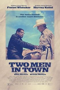 Dois Homens Contra Uma Cidade - Poster / Capa / Cartaz - Oficial 2