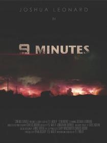 9 Minutes - Poster / Capa / Cartaz - Oficial 1
