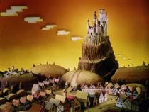 The 500 Hats of Bartholomew Cubbins - Poster / Capa / Cartaz - Oficial 1