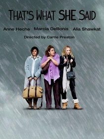 That's What She Said - Poster / Capa / Cartaz - Oficial 1