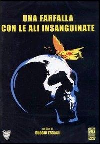 Uma Borboleta com as Asas Ensanguentadas - Poster / Capa / Cartaz - Oficial 1