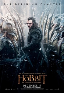 O Hobbit: A Batalha dos Cinco Exércitos - Poster / Capa / Cartaz - Oficial 15