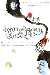 Como na Canção dos Beatles: Norwegian Wood - Poster / Capa / Cartaz - Oficial 4