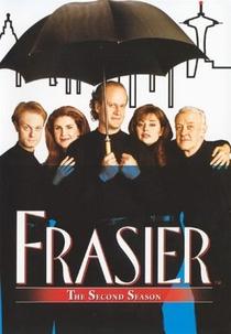 Frasier (2° temporada) - Poster / Capa / Cartaz - Oficial 1