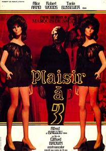 Plaisir à 3 - Poster / Capa / Cartaz - Oficial 1