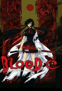 Blood-C - Poster / Capa / Cartaz - Oficial 12
