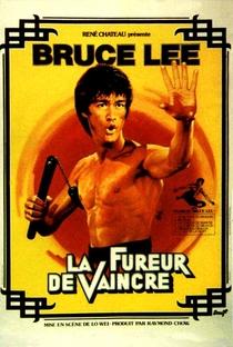 A Fúria do Dragão - Poster / Capa / Cartaz - Oficial 12
