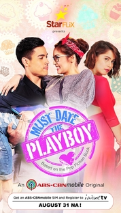 Must Date the Playboy - Poster / Capa / Cartaz - Oficial 1
