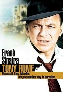 Tony Rome - Poster / Capa / Cartaz - Oficial 1