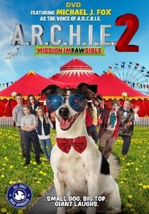 A.R.C.H.I.E. 2 - Poster / Capa / Cartaz - Oficial 1
