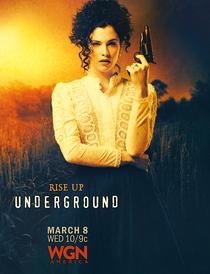 Underground (2ª Temporada) - Poster / Capa / Cartaz - Oficial 8