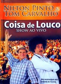Coisas de Louco: Show ao Vivo - Poster / Capa / Cartaz - Oficial 1