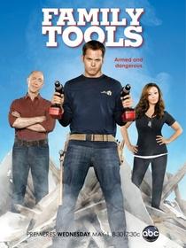 Family Tools (1ª Temporada) - Poster / Capa / Cartaz - Oficial 1