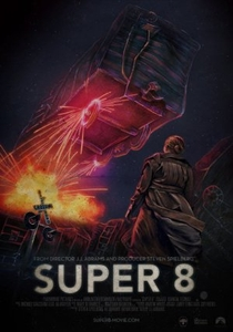 Super 8 - Poster / Capa / Cartaz - Oficial 6