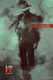 Justified (4ª Temporada) - Poster / Capa / Cartaz - Oficial 1