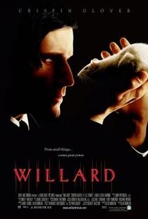 A Vingança de Willard - Poster / Capa / Cartaz - Oficial 1