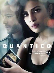Quantico (2ª Temporada) - Poster / Capa / Cartaz - Oficial 1