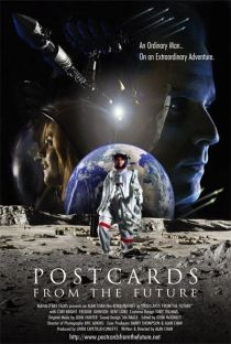 Postcards From The Future - Poster / Capa / Cartaz - Oficial 1