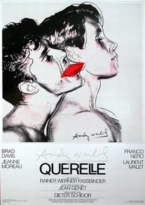Querelle - Poster / Capa / Cartaz - Oficial 1