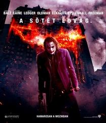 Batman: O Cavaleiro das Trevas - Poster / Capa / Cartaz - Oficial 23