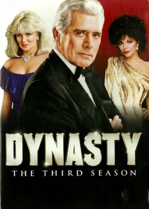 Dinastia (3ª Temporada)  - Poster / Capa / Cartaz - Oficial 1