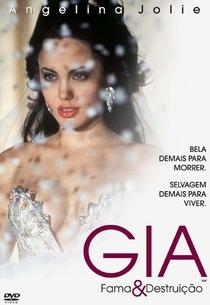 Gia - Fama e Destruição - Poster / Capa / Cartaz - Oficial 1