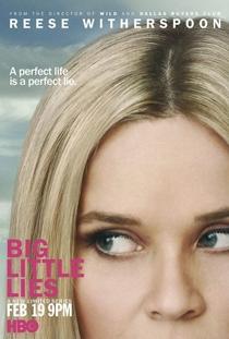 Big Little Lies (1ª Temporada) - Poster / Capa / Cartaz - Oficial 8