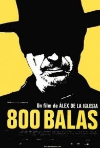 800 Balas - Poster / Capa / Cartaz - Oficial 3