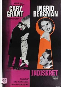 Indiscreta - Poster / Capa / Cartaz - Oficial 2