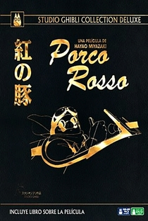 Porco Rosso: O Último Herói Romântico - Poster / Capa / Cartaz - Oficial 39