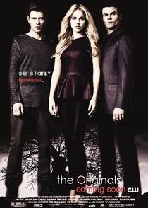 The Originals (1ª Temporada) - Poster / Capa / Cartaz - Oficial 4