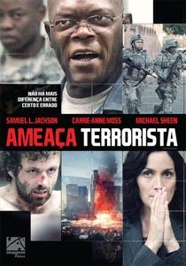 Ameaça Terrorista - Poster / Capa / Cartaz - Oficial 1