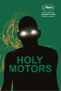Holy Motors - Poster / Capa / Cartaz - Oficial 2
