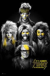 It's Always Sunny in Philadelphia (10ª Temporada) - Poster / Capa / Cartaz - Oficial 2