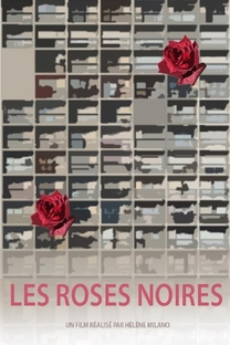 Les roses noires - Poster / Capa / Cartaz - Oficial 1