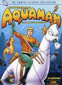 Aquaman (1ª Temporada) - Poster / Capa / Cartaz - Oficial 3
