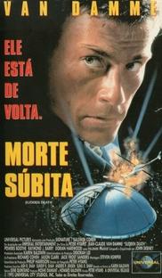 Morte Súbita - Poster / Capa / Cartaz - Oficial 2